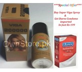Super Viga 200000 Men Time Delay Spray Original With Special Offer