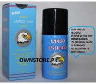 Original Largo 350000 Men Long Time Delay Spray With Advance Formula (BEST PRODUCT)