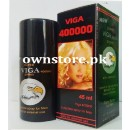 Super Viga 400000 Men Long Time Delay Spray ADVANCE FORMULA !