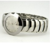 Rado Coupole Silver Watch For Men