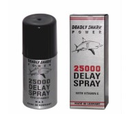 DEADLY SHARK POWER LONG TIME DELAY SPRAY ORIGINAL