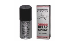ORDER ONLINE DEADLY SHARK POWER 25000 LONG TIME DELAY SPRAY FOR PREMATURE EJACULATION IN PAKISTAN | HOW TO USE | NO SIDE EFFECTS