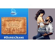 New Durex Jeans Special Condoms (12 Condoms Pack)