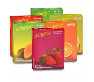 Simplex Flavoured Condoms (18 condoms pack)