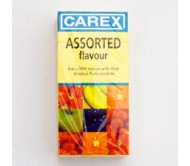 Special Carex  Mix Flavored Condoms (12 Condoms pack)