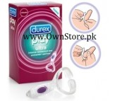 Durex Play Ultra Vibration Panis Ring For Men ( Double Vibrator )