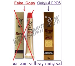 Eros Long Time Delay Cream For Men ORIGINAL !